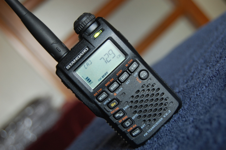 VX3 Radio
