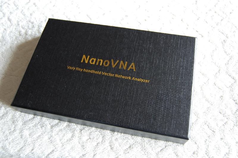 NanoVNA BOX