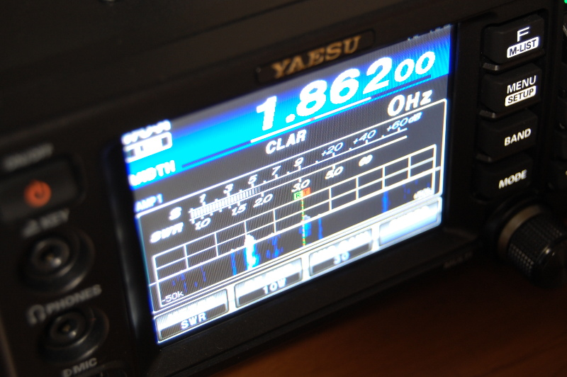 Receive 1.9MHz SSB Contest
