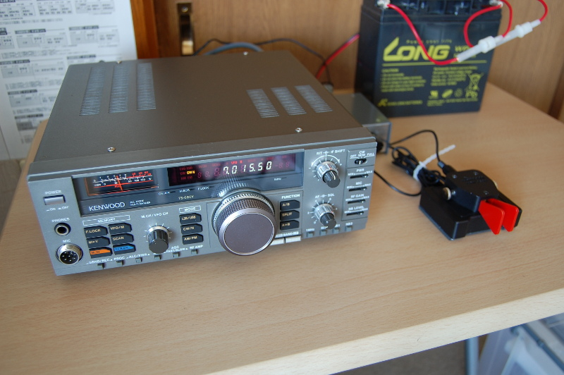 CW QSO in NYP
