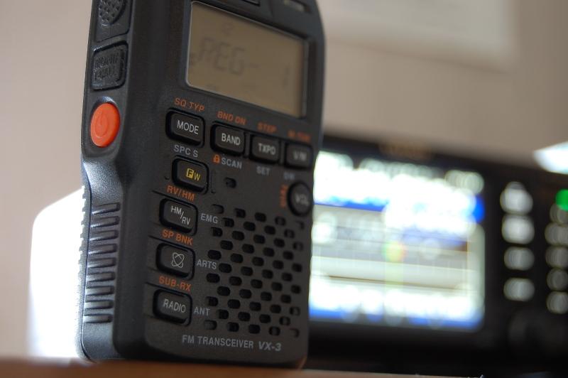 Receive UHF-CB Repeater