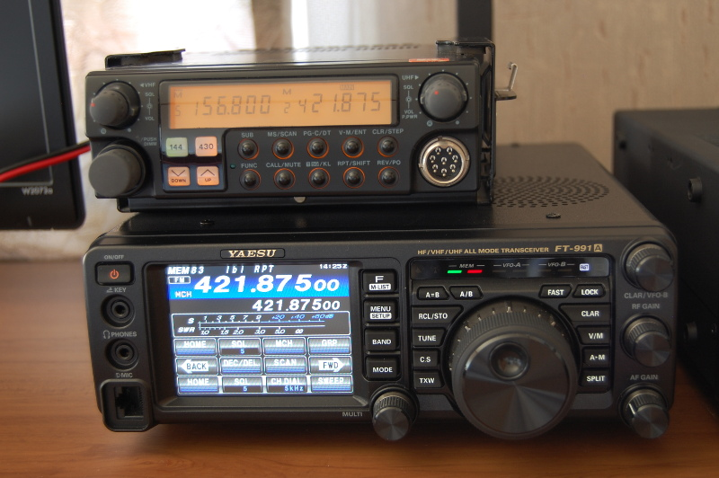 C5600 And FT-991A