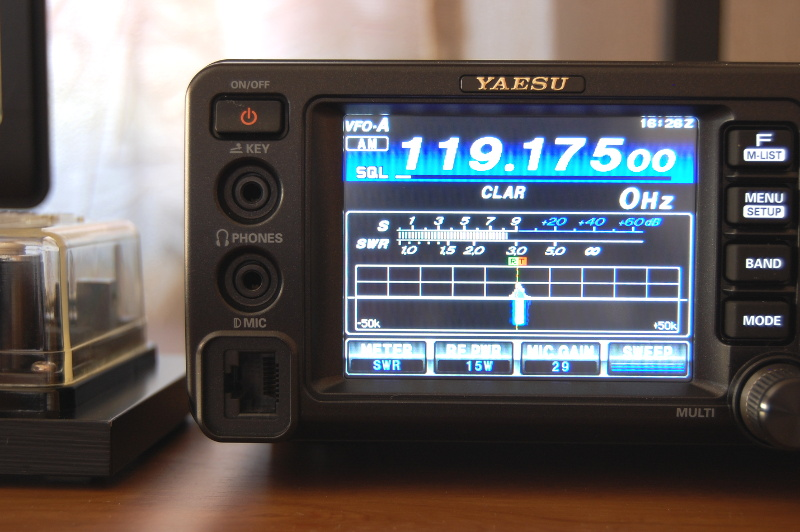 FT-991A Airband