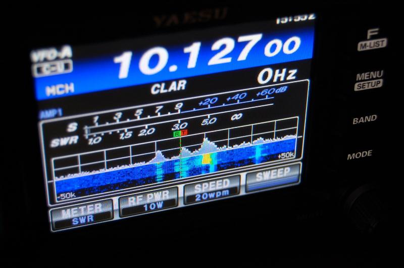 10MHz Spectrum Scope
