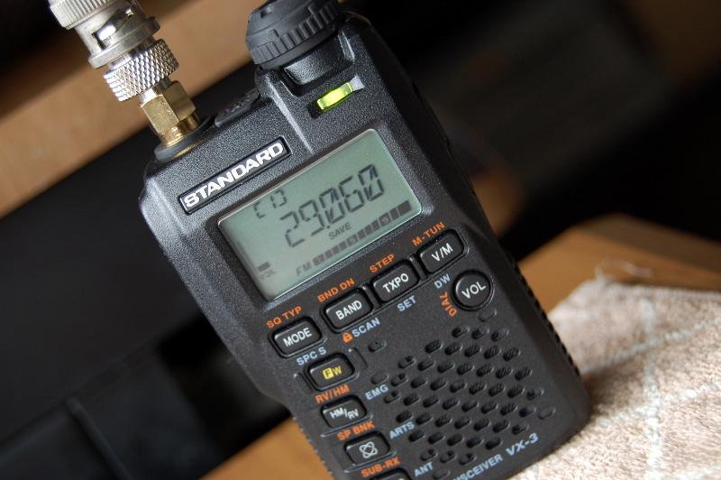 VX-3 29MHz FM
